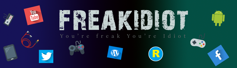 ◣ FreakiDiot ◢